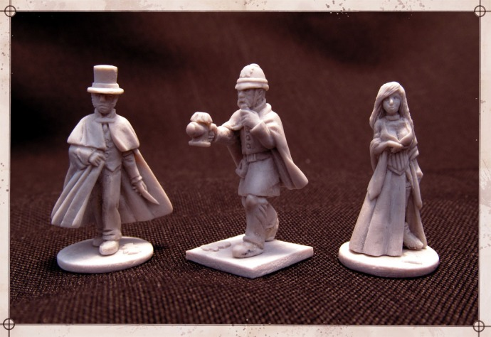 Victorian miniatures