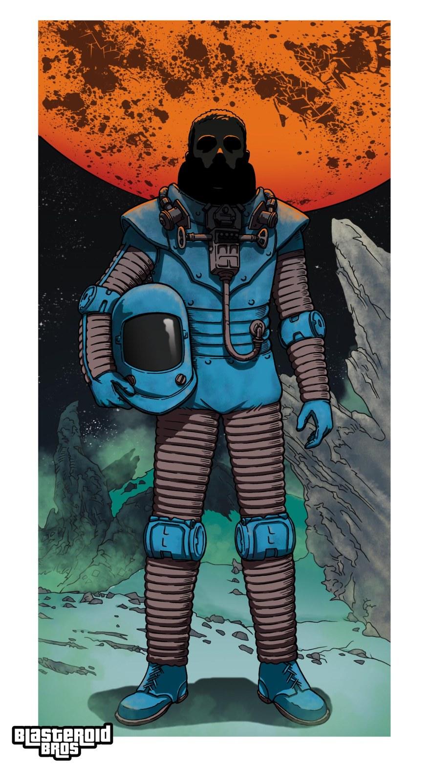 The Shadow Planet – BlasteroidBros