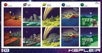 Kepler - pianeti